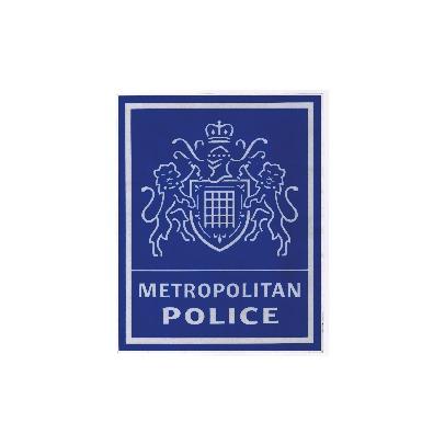 metropolitan police logo